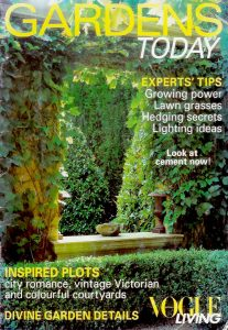 Vogue Living - Gardens Today